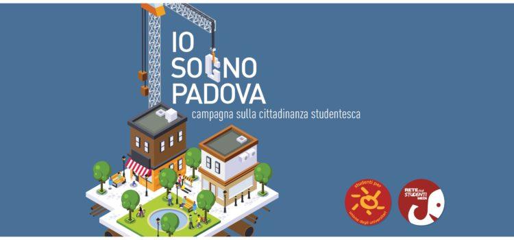 """Manifesto di """"Io Sogno Padova"""""""
